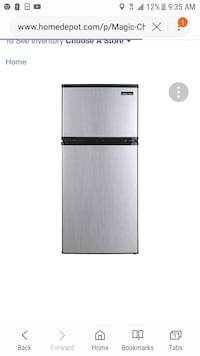 4.3 cu ft mini blk fridge Gaithersburg