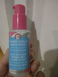 hello fab coconut micellar makeup melter 50 ml