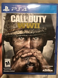 Call of duty ww2 PS4 Bakersfield, 93308