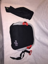 Inflatable child's booster seat 2X, ideal for international travel Berlin, 13505