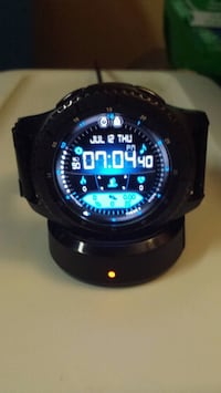 Samsung Gear S3 Frontier (NON-NEGOTIABLE)