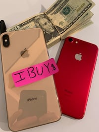 PRODUCT RED iPhone 7 with box Los Angeles, 91402