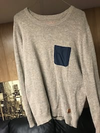 XL MENS pocket sweater from minimum Ancaster, L9G 2E8