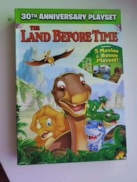 DVD the land before time