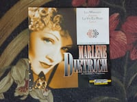 CD Marlene DIETRICH At Queen's Theatre Meriç Mahallesi, 35090