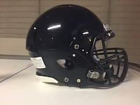 Navy Blue and White football helmet large  Parma, 44134