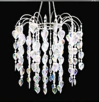 12 chandelier for 200, 5 crystal swag for $80 Dumfries, 22026