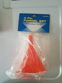 Funnel set Fresno, 93711