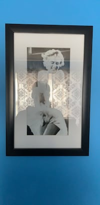 white and black photo frame Knightdale, 27545