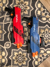 Nerf toy guns with sight  Silver Spring, 20906