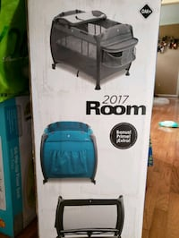 Joovy Room Pack and Play in black Centreville, 20121