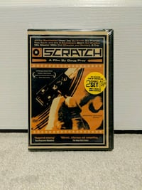 Scratch - 2 disc DVD set