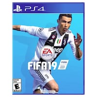 Fifa 19 PS4 Brand New Sealed In The Box  572 mi
