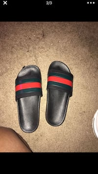 Size 8 Gucci Slides  Chesapeake, 23321