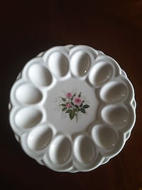 Antique deviled egg plate Lubbock, 79423