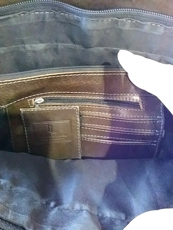 dc810db2e8cb Used black leather bi-fold wallet for sale in Santa Rosa - letgo