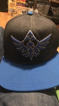 Legend of Zelda SnapBack light wear Blue/grey  Dartmouth, B2Y 3N4