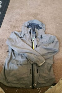 Volcom Fall windbreaker/Jacket best offer takes it Red Deer, T4N 0S2