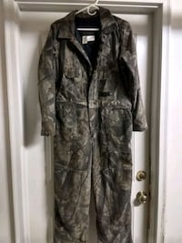 Youth Liberty insulated camouflage coveralls Monroe, 28112