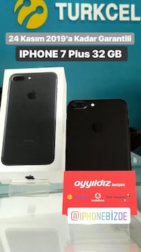 IPHONE 7 Plus Turhal, 60300