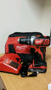 Milwaukee Drill M18 Clifton, 07013