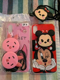 Mickey Mouse and Minnie Mouse iPhone cases Langley
