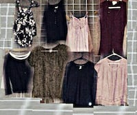 Various 8 Blouses for $15 Barstow, 92311