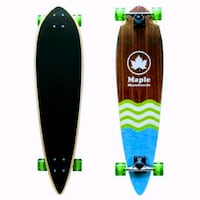 Maple Complete Pintail Longboard Abbotsford, V2T 2N5