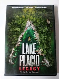 Lake Placid Legacy dvd Baltimore