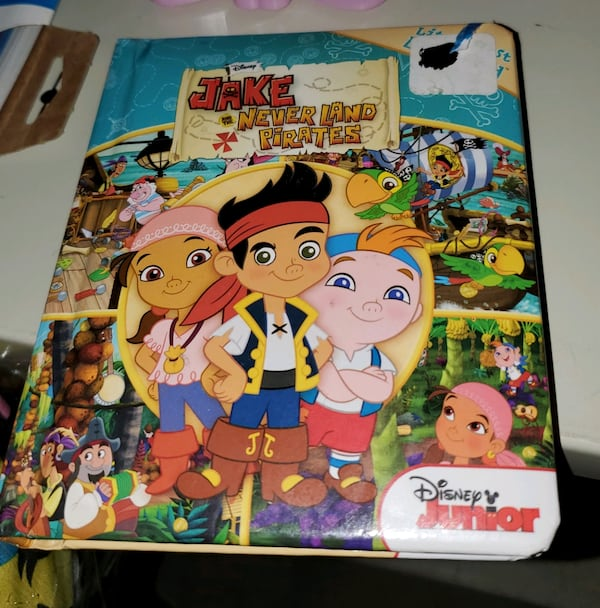Jake and pirates toys $15 all  0a41e0fc-567c-491d-9071-5372c7672874