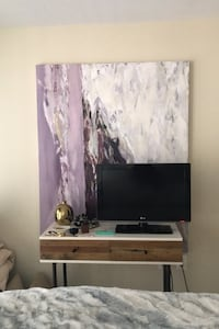 Custom Abstract Painting (Oil on Canvas)