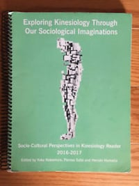 Sociocultural Perspectives in Kinesiology textbook and Critical Skills Manual