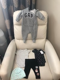 Baby Girl Lot ( 0-3 months)