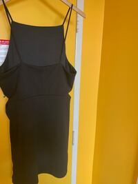 FOREVER 21 LITTLE BLACK DRESS WITH CUT OUTS Toronto, M6P 2T3