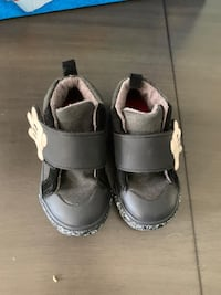 Zara Baby Mickey Mouse Toddler Boy Shoes -- Size 22 Virginia Beach, 23456