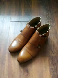 pair of brown leather dress shoes Alexandria, 22303