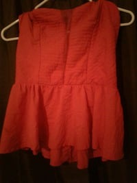 Salmon pink cute shirt Oroville, 95965