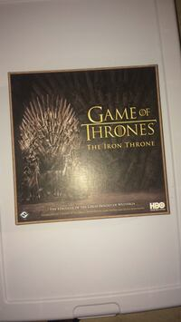 Game of Thrones Board Game College Park, 20742