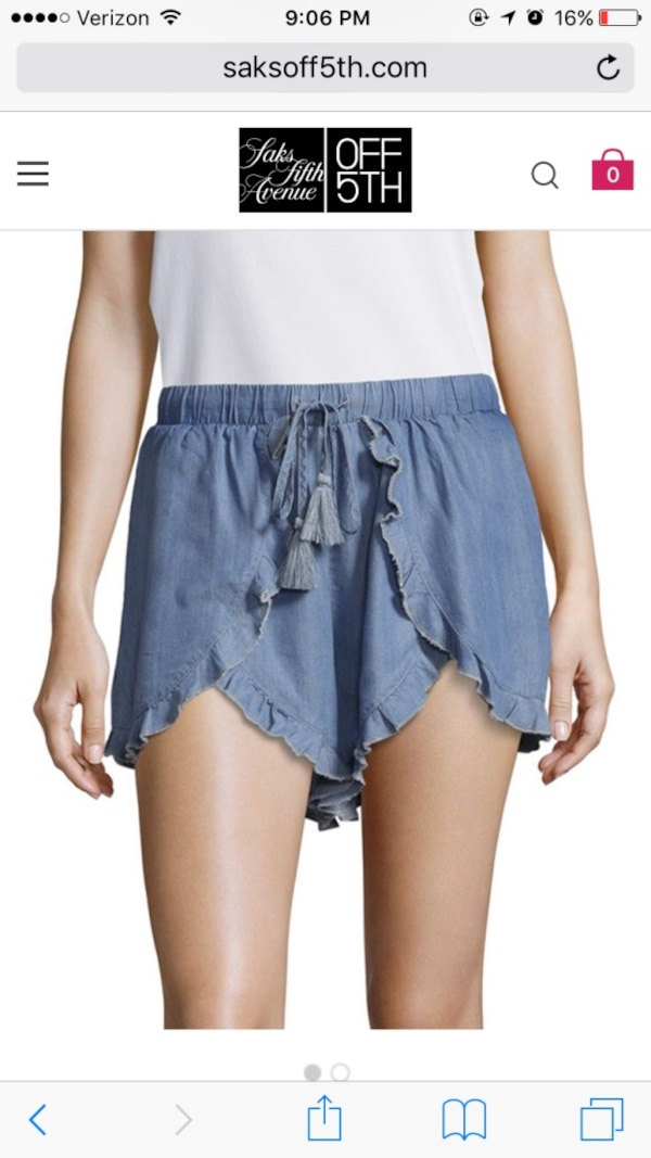 NWT Lovers + Friends Shorts