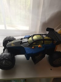 black and blue ride on toy car Lincoln, 68521