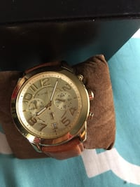 Micheal Kors Watch  some wear and tear 4726 mi