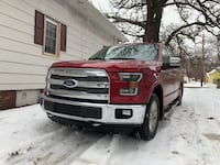 2017 Ford F-150 Lariat SuperCrew 6-1/2' Box Des Moines