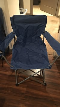 Camping chairs. Set of 2