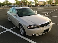 2004 Lincoln LS Silver Spring