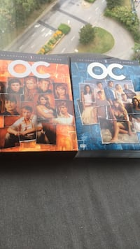 The OC - seasons 1 and 2 complete set - excellent condition  Toronto, M8V 1A4