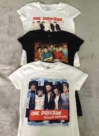 Brand new One Direction shirts  Whitby, L1R
