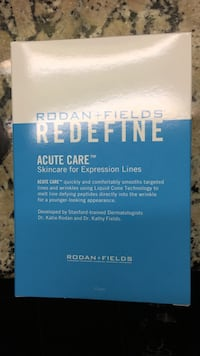 Rodan + fields redefine box Los Angeles, 91403