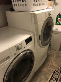 Large capacity washer and dryer  Hilliard, 43026