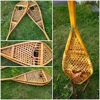 2 Pairs Gros Louis Snowshoes Vtg/Antique ~ Home Decor, Staging or Use! Barrie, L4N 9T3