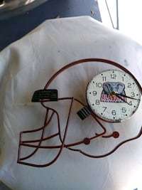 Alabama Clock